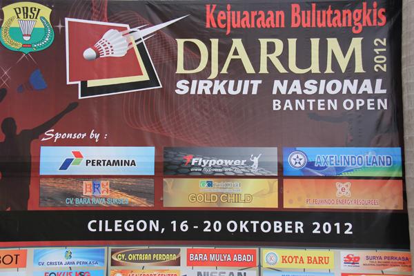 Djarum Sirnas 2012 Banten