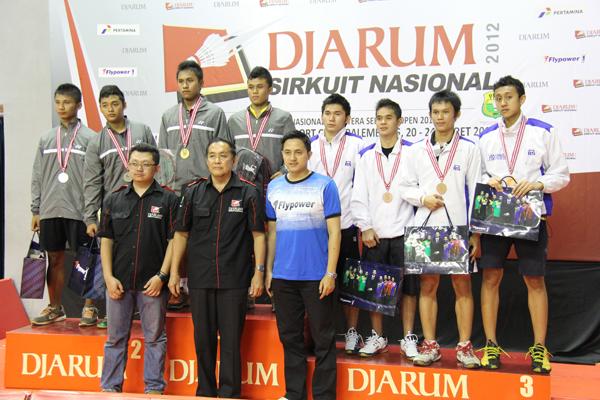 Djarum Sirnas 2012 Palembang