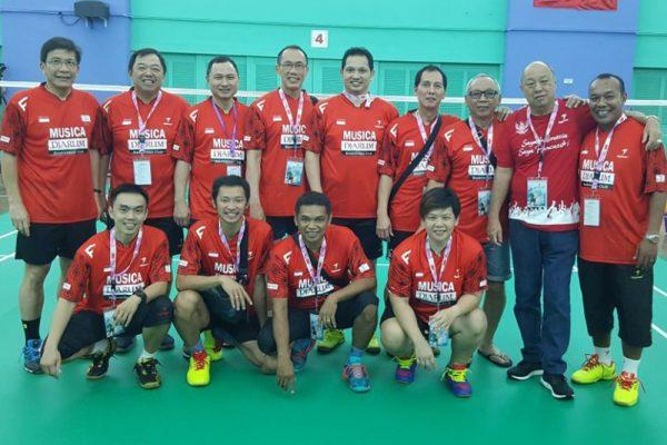 Foo Kok Keong International Cup Vi/2017