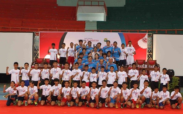 Djarum All Stars 2013