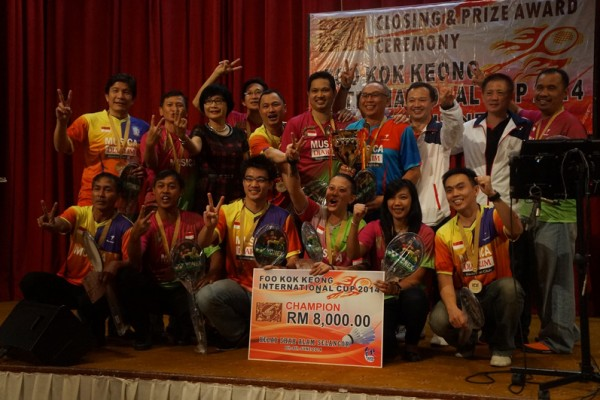 Musica Flypower Foo Kok Keong Cup II 2014