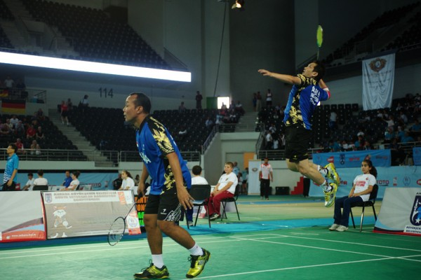BWF World Senior Championships 2013