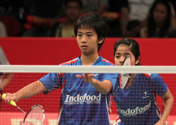 Djarum Indonesia Open 2013